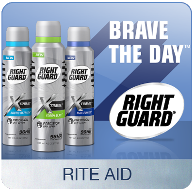 FREE Right Guard Xtreme Dry Sp...